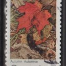 CANADA 1971 - Scott 537 used - 6c, Autumn, Maple Leaf  (10-600)