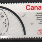 CANADA 1974 - Scott 642 used - 8c, World Cycling Schampionships(10-662)