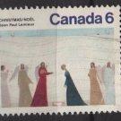 CANADA 1974 - Scott 650 used - 6c,  Christmas painting   (10-669)