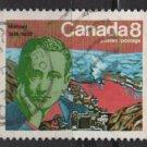 CANADA 1974 - Scott 654 used - 8c, Guglielmo Marconi  (10-672)