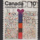 CANADA 1975 - Scott 678 used - 10c, Christmas Children drawing (10-684)