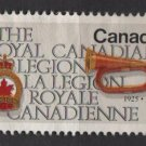 Canada 1975 - Scott 680 used - 8c, Legion Emblem (10-685)