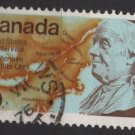 CANADA 1976 - scott 691 used - 10c, American Bicent.  (10-687)