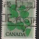 Canada 1977 - Scott 717 used - 15c, Tremplin Aspen  (10-709)