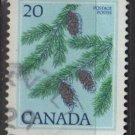 CANADA 1977 - Scott 718 used - 20c, Pine   (10-710)
