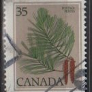 CANADA 1977 - Scott 721 used - 35c, White Pine    (10-713)