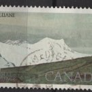 CANADA  1977/82 - Scott 727 used - $2,  National Park Kluane  (10-716)
