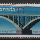 CANADA 1977 - scott 737 used - 12c, Peace Bridge   (10-723)