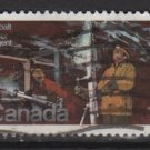 CANADA 1978 - Scott 765 used - 14c, Silver mine, Cobalt Lake  (10-731)