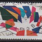 CANADA 1990 - Scott 1270 used  - 39c,  Multucultural Heritage (11-153)