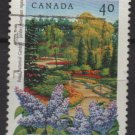 Canada 1991 - Scott 1313 used - 40c, Royal Botanical Gardens   (11-158)