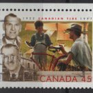 Canada 1997 - Scott 1636 used - 45c, Canadian Tire Anniv. (10-187)