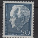 Germany, BERLIN 1967 - Scott  9N264  MNH  - 50 pf, Lubke type of Germany ´64 (12-156)
