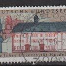 Germany 1986 - Scott 1472 used - 80 pf, Heidelberg University  (12-394)