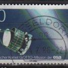 Germany 1986 - Scott 1456 used - 80 pf, Halley's Comet (12-399)