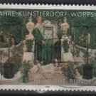 Germany 1989 - Scott 1584 used - 60pf, Summer evening by Heinrich Vogler (12-423)