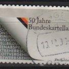 Germany 2008 -  used -   €0.90, 50 Jahre Bundeskartellamt (12-436)