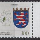 GERMANY 1992/94 - Scott 1705 MNH -Coats of Arms Hessen(12-460)