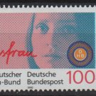 Germany 1990 - Scott 1600 MNH - 100pf, Hausfrau, Housewives  (12-481)