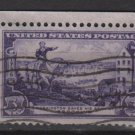 USA 1951 - Scott 1003 used - 3c, Battle of Brooklyn (7-440)
