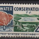 USA 1960  - Scott 1150 used - 4c, Water conservation  (12-488)
