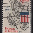 US 1969 - Scott 1369 used - 6c, Eagle von Great Seal of US (12-499)