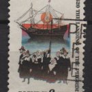 USA 1970 - Scott 1420 used - 6c, Landing of the Mayflower  350th Anniv.(12-512)