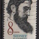 USA 1972 - Scott 1446 used - 8c, Sidney Lanier    (12-518)