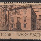 USA 1971 - Scott 1440 used - 8c, Historic Preservation, Decatur House  (12-525)
