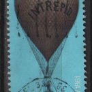 USA 1983 - scott 2032 used - 20c, Balloons, Intrepid 1862  (9-493)