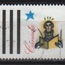 Canada 1994 - Scott 1536 used - 38c, Christmas, Soloist (C-440)