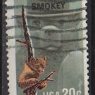 USA 1984 - Scott 2096 used - 20C, Smokey Bear (o-559)