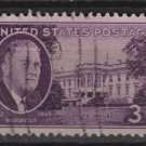 USA Stamp of 1945 - Scott 932 used - 3c, Franklin Roosevelt (C-571)