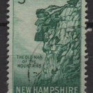 USA 1955 - Scott 1068 used - 3c, New Hampshire (D-79)