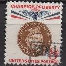 USA 1960 - Scott 1169 used - Champion of Liberty, 8c Giuseppe Garbaldi (N-499)