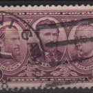 USA  1936/37 - Scott 787 used -3c,  Army issue  (13-26)