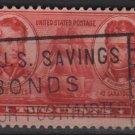 USA  1936/37 -  Scott 791 used - 2c, Navy issue  (13-28)