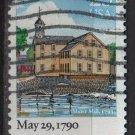 USA 1987 - Scott 2348 used - 25c, Rhode Island (A-25)