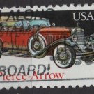 USA 1988 - Scott 2382 used - 25c, Classic car, Pierce Arrow (A-53)