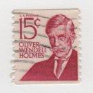 USA 1965 - Scott 1305e - 15c Oliver W Holmes Perf. vertically (A-597)