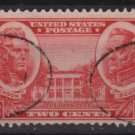 USA 1936 - Scott 786 used - 2c Army, Jackson & Scott  (B-711)