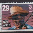USA 1993 - Scott 2778 used - 29c, Bob Wills  (Q-544)