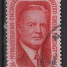 USA 1965 - Scott 1269 used - 5c, President Herbert Clark Hoover (2-343)