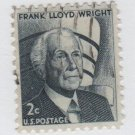 USA 1965 - Scott 1280 used - 2c, Frank Lloyd Wright  (T-526)