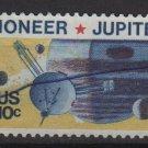 USA 1975 - Scott 1556 used - 10c, Space issue, Pioneer 10 & Jupiter  (i-112)