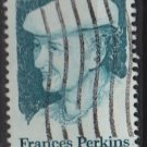 USA 1980 - Scott 1821 used - 15c,  Frances Perkins (B-778)