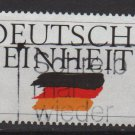 Germany 1990 - Scott 1612 used - 50pf, Reunification  (B-780)