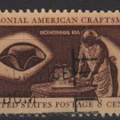 USA 1972 - Scott 1459 used - 8c, Colonial Craftsmen, Hattier  (N-674)