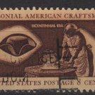 USA 1972 - Scott 1459 used - 8c, Colonial Craftsmen, Hattier  (N-674)