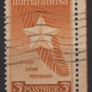 USA 1948 - Scott 969 used - 3c, Gold star mother  (m-235)